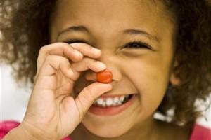 brushing your child's teeth