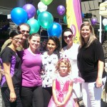 N Van Dental Office at Tooth Fairy Community Event