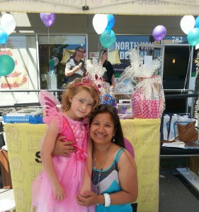 North Van Community Event Dentist Office and Tooth Fairy